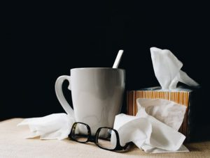 cold and flu and acupuncture