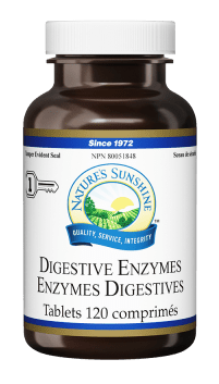 Digestive Enzymes with bile salts